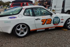 """Winner of the """"Best Turned Out"""" entry at Brands Hatch GP, Sunday April the 9th, 2021"""