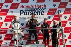CALM All Porsche Trophy at the Festival of Porsche