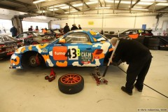 750MC Birkett Relay, Silverstone Historic GP, 24 October 2020