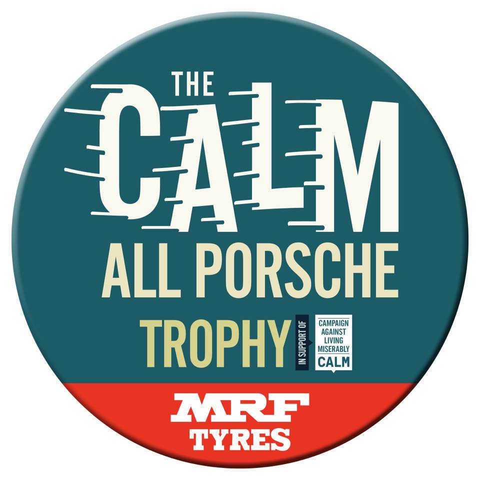 CALM All Porsche Trophy logo